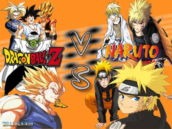 Games online dragon ball z vs naruto - Naruto and dragonball z ...